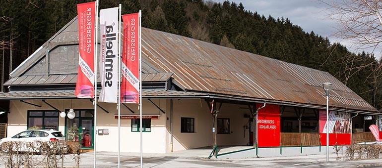 Betten Greisberger´s Schlaflager in Grödig bei Salzburg